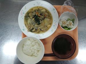 20151204夕食